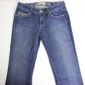 Paige Hollywood Hills bootcut Jeans Size 25